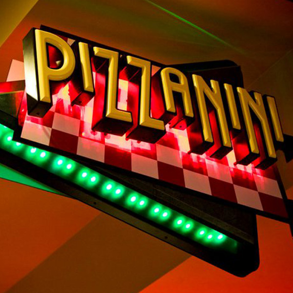 Silver Reef Casino Pizza
